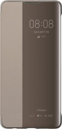 Puzdrá a kryty Puzdro pre Huawei P30 Smart View, khaki
