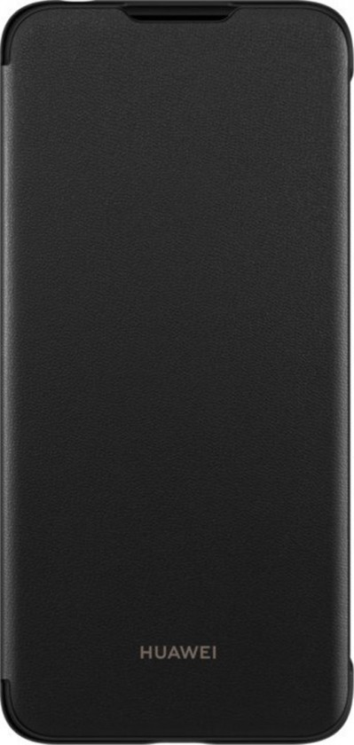Puzdrá a kryty Puzdro pre Huawei Y6 2019, čierna