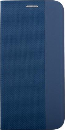 Puzdrá a kryty Puzdro pre Samsung Galaxy A21s, Flipbook Duet, modrá