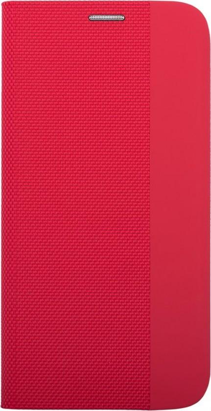 Puzdrá a kryty Puzdro pre Samsung Galaxy A41, Flipbook Duet, červená