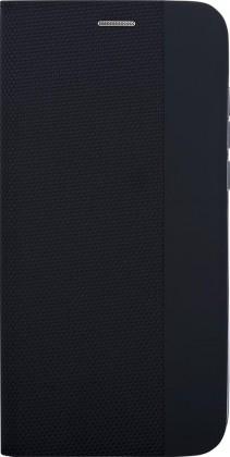 Puzdrá a kryty Puzdro pre Xiaomi Mi 10/10 Pro, Flipbook Duet, čierna