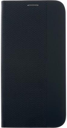 Puzdrá a kryty Puzdro pre Xiaomi Redmi 8, Flipbook duet, čierna