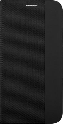 Puzdrá a kryty Puzdro pre Xiaomi Redmi 9A, Flipbook Duet, čierna