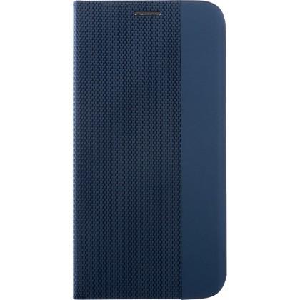 Puzdrá a kryty Puzdro pre Xiaomi Redmi Note 8 Pro, Flipbook Duet, tmavo modrá