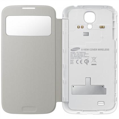 Puzdrá a kryty Samsung puzdro S-view pre Samsung Galaxy Note 3, biela