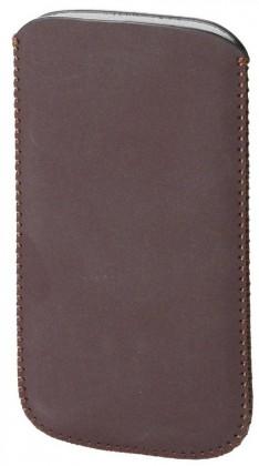 Puzdrá a kryty Vivanco univerzálne puzdro 35056 XL, hnedá