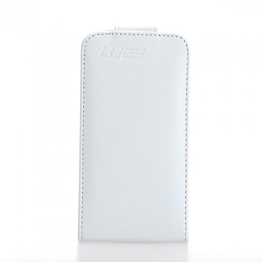 Puzdrá a kryty Winner group flip puzdro pre Samsung Galaxy S III Mini, biela