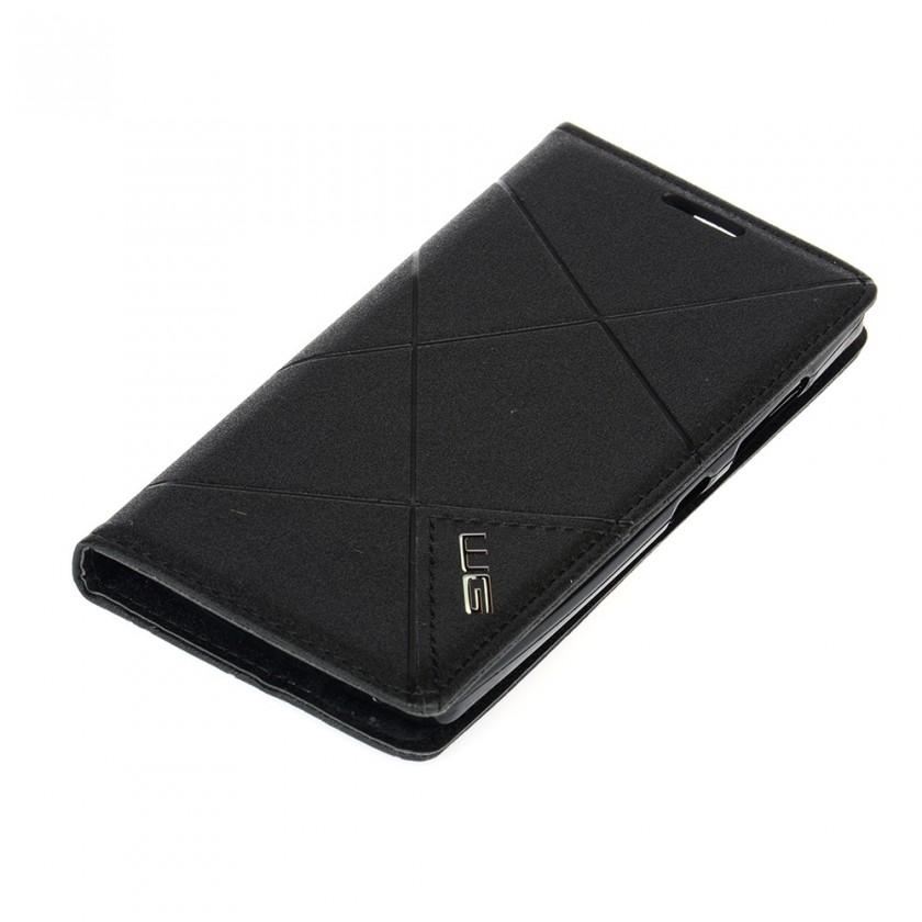 Puzdrá a kryty Winner Group flipové puzdro pre Huawei P9 Lite, čierna