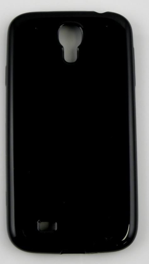 Puzdrá a kryty Winner Group gelskin + fólia pre Sam Galaxy S4, čierna ROZBALENÉ