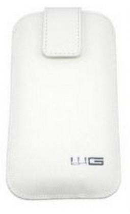 Puzdrá a kryty Winner Group PURE obal pre Samsung Galaxy Note 2, biela