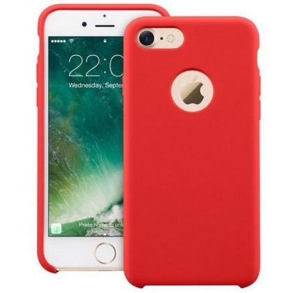 Puzdrá a kryty Zadný kryt pre Apple iPhone 7/8, červená