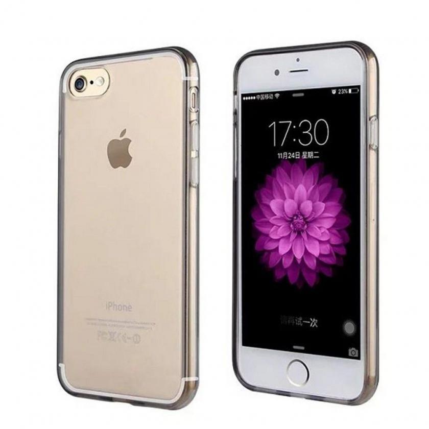 Puzdrá a kryty Zadný kryt pre Apple iPhone 7/8, priehľadná