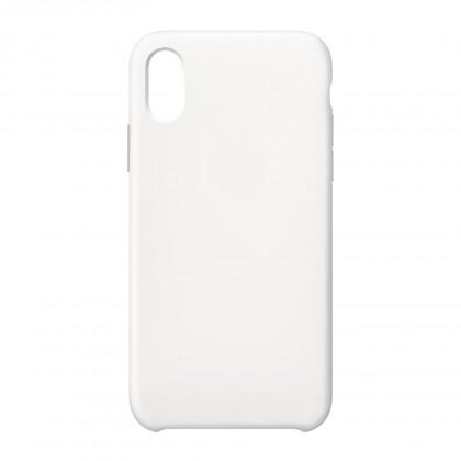 Puzdrá a kryty Zadný kryt pre Apple iPhone X, biela