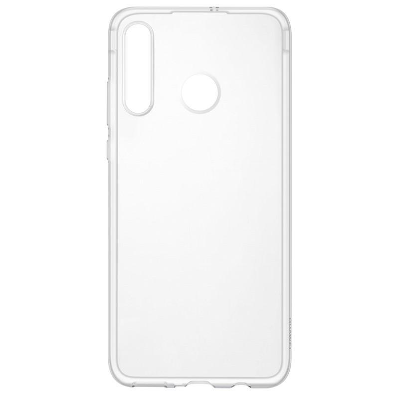 Puzdrá a kryty Zadný kryt pre Huawei P30 LITE, priehľadná