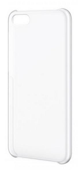 Puzdrá a kryty Zadný kryt pre Huawei Y5 2018, priehľadná