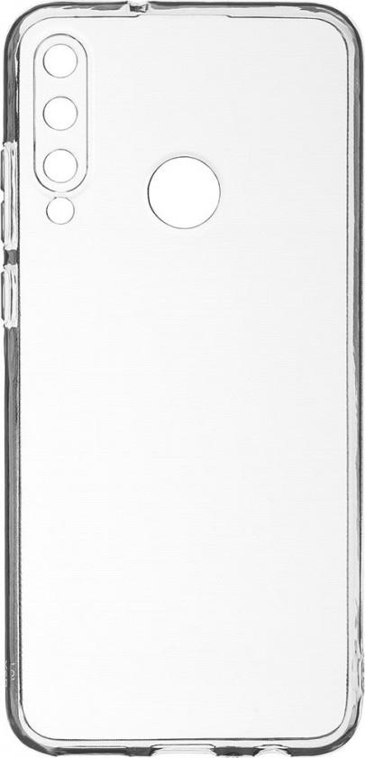 Puzdrá a kryty Zadný kryt pre Huawei Y6P, Slim, priehľadná