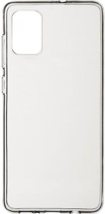 Puzdrá a kryty Zadný kryt pre Samsung Galaxy A71, Slim, priehľadná
