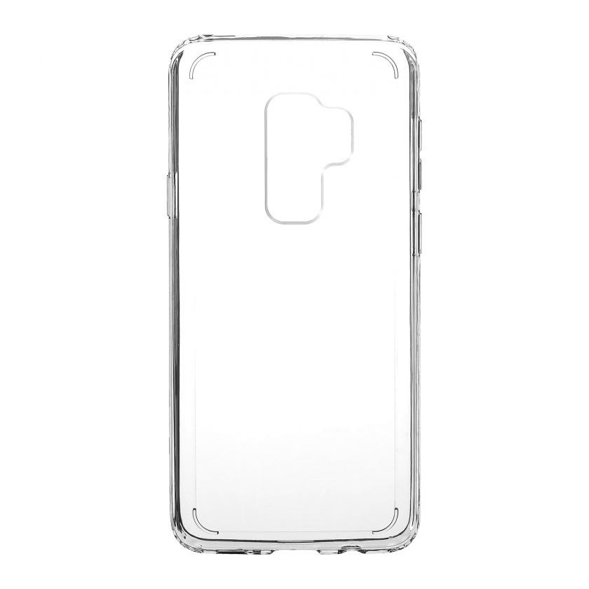 Puzdrá a kryty Zadný kryt pre Samsung Galaxy S9 PLUS, priehľadná