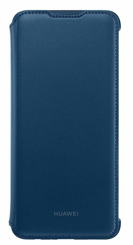 Puzdrá Huawei Puzdro pre Huawei P Smart 2019, modrá
