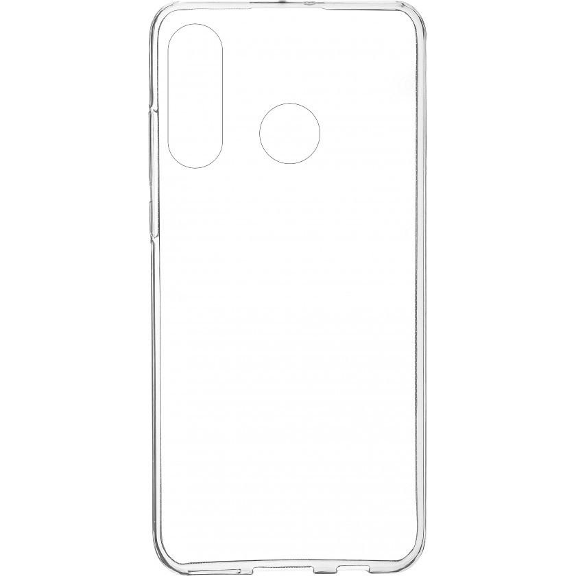 Puzdrá Huawei Zadný kryt pre Huawei P30 LITE 2019, priehľadná