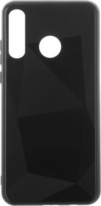 Puzdrá Huawei Zadný kryt pre Huawei P30 Lite 3D Prismatic, čierna