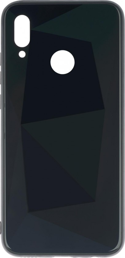 Puzdrá Huawei Zadný kryt pre Huawei PSMART 2019/Honor 10 LITE, čierna