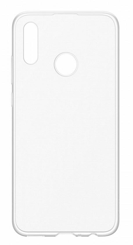 Puzdrá Huawei Zadný kryt pre Huawei PSmart 2019, priehľadná