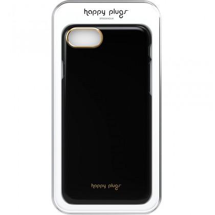 Puzdrá iPhone Zadný kryt pre Apple iPhone 7/8 slim, čierna