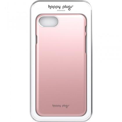 Puzdrá iPhone Zadný kryt pre Apple iPhone 7/8 slim, pinkgold
