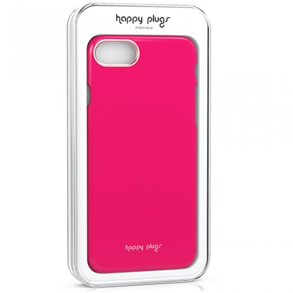 Puzdrá iPhone Zadný kryt pre Apple iPhone 7/8 slim, tmavo červená