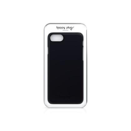 Puzdrá iPhone Zadný kryt pre Apple iPhone 7/8 slim, zafírová čierna