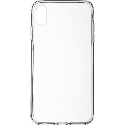Puzdrá iPhone Zadný kryt pre Apple iPhone XR, priehľadná