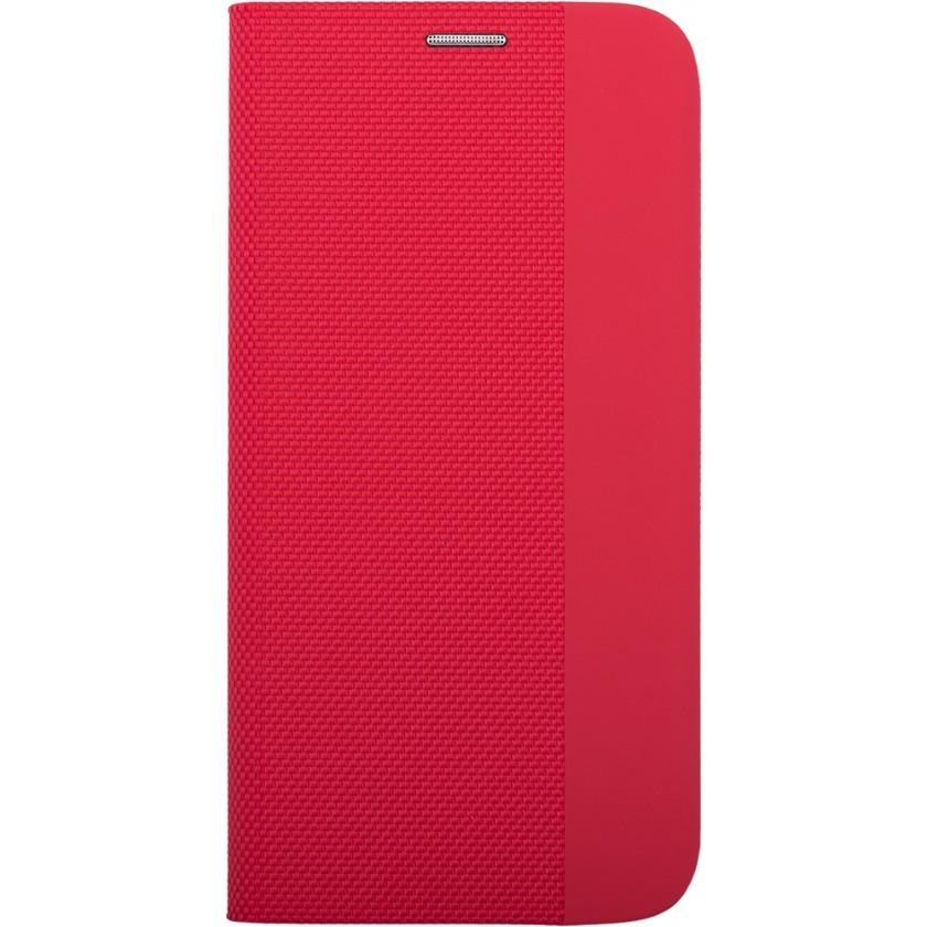 Puzdrá na Xiaomi Puzdro pre Xiaomi Redmi 9, Flipbook Duet, červená