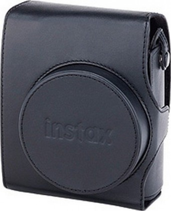 Puzdrá, obaly FujiFilm pouzdro kožené  pro instax mini 90 black