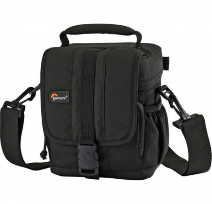 Puzdrá, obaly Lowepro Adventura 120 (13 x 9.5 x 16 cm) - Black