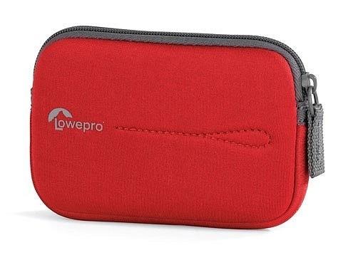 Puzdrá, obaly Lowepro Vail 10 (11,5 x 1,8 x 7,5 cm) - Bright Red