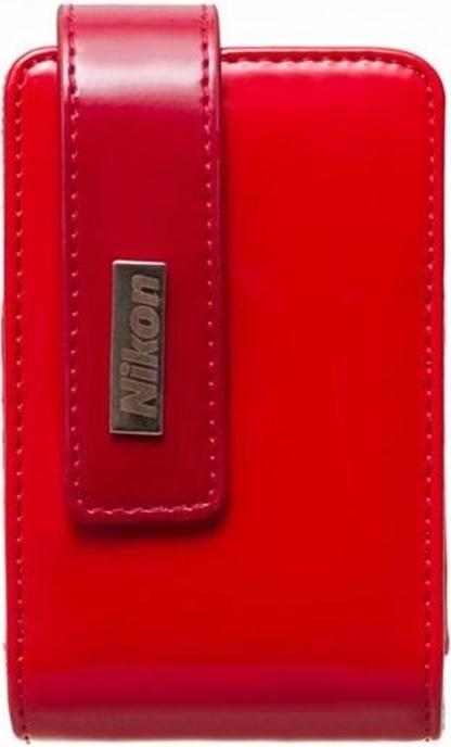 Puzdrá, obaly Nikon Puzdro CS-S27 červené pre S2500-4300