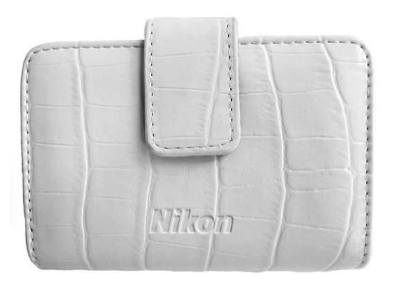 Puzdrá, obaly Nikon Puzdro CS-S36 biele pre S6200-6500