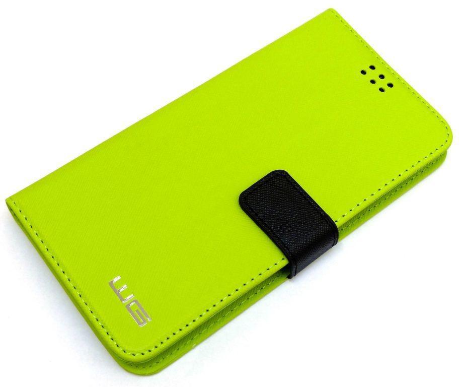 "Puzdrá, obaly Puzdro Unibook - pure GREEN 5,3 """