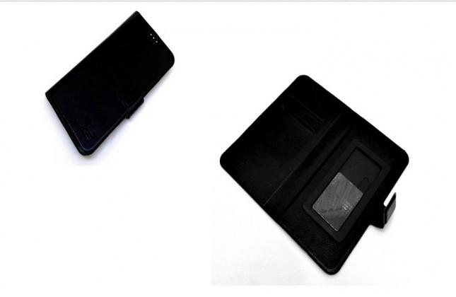 """Puzdrá, obaly Puzdro Unibook - vysúvací black 5,3 """""""