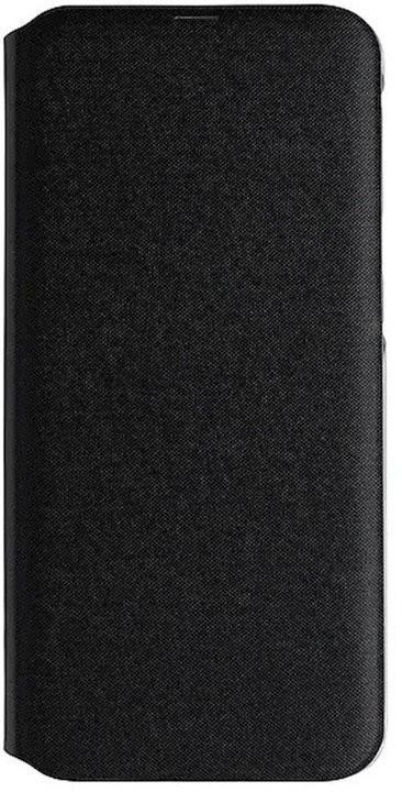 Puzdrá Samsung Puzdro pre Samsung Galaxy A40, Wallet cover, čierna
