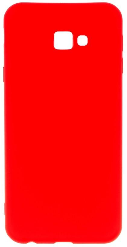 Puzdrá Samsung Zadný kryt pre Samsung Galaxy J4 PLUS, červená