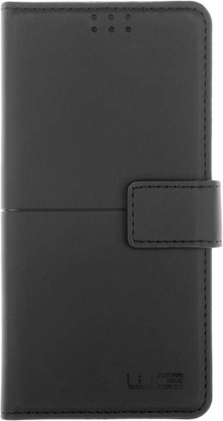 Puzdrá Xiaomi Puzdro pre Xiaomi Redmi 7A, flipbook line, čierna