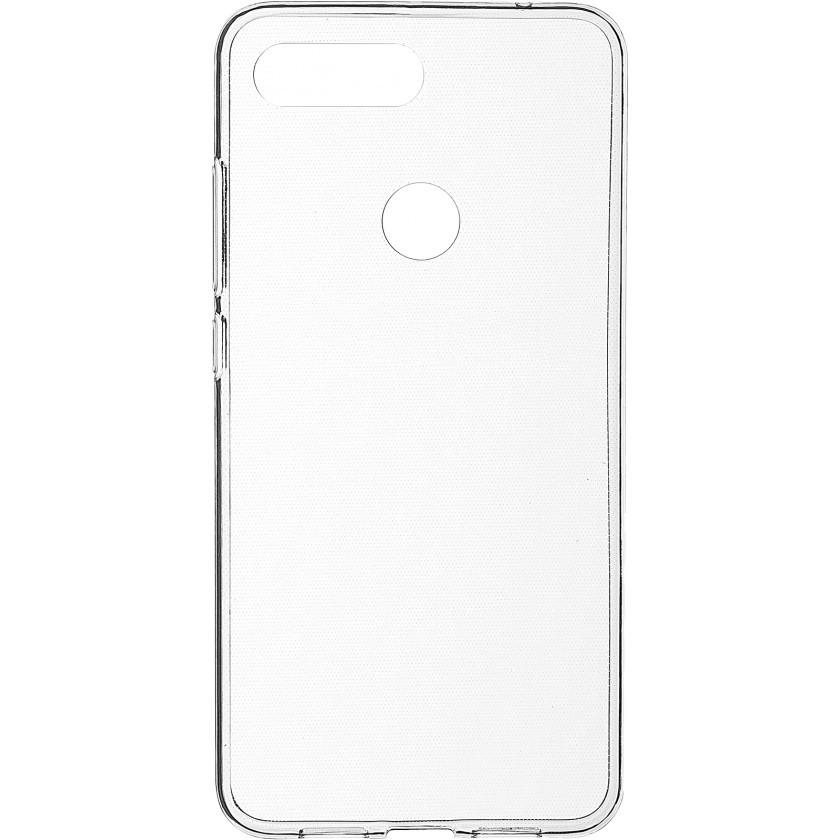 Puzdrá Xiaomi Zadný kryt pre Xiaomi Mi 8 LITE, priehľadná