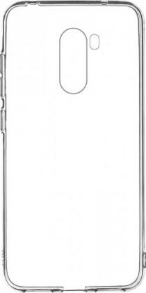 Puzdrá Xiaomi Zadný kryt pre Xiaomi POCOPHONE F1, priehľadná