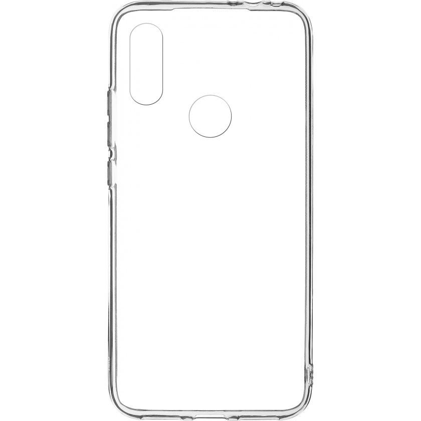 Puzdrá Xiaomi Zadný kryt pre Xiaomi Redmi 7, priehľadná