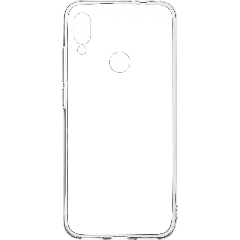 Puzdrá Xiaomi Zadný kryt pre Xiaomi Redmi Note 7, priehľadná
