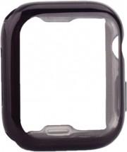 Púzdro Apple Watch 44mm COTEetCI, čierna