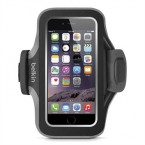 Puzdro BELKIN SLIM-FIT PLUS Armband iPhone 6 čierne