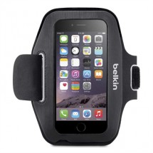 Puzdro BELKIN SPORT-FIT Armband iPhone 6 čierne